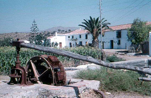1961 Idyllic village Los Rubios on the Costa del Sol